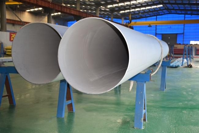 304bu锈钢焊管
